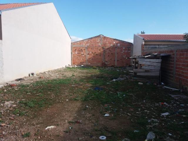 Terreno Campo de Santana 160m2 Rio Bonito