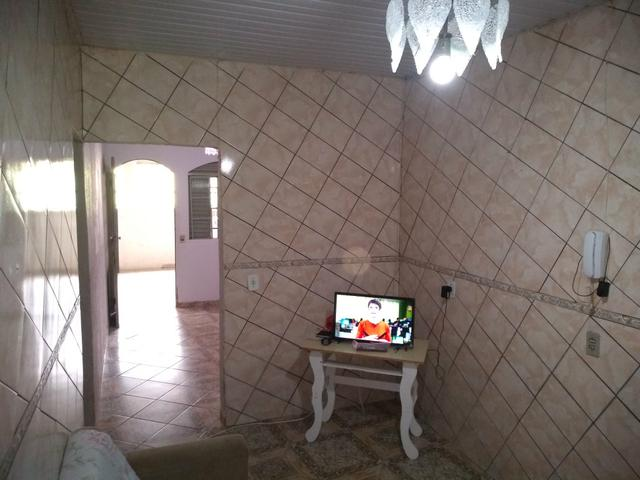 QC 01 Casa Com 02 Quartos e Garagem Coberta, Oportunidade!!! - Foto 7