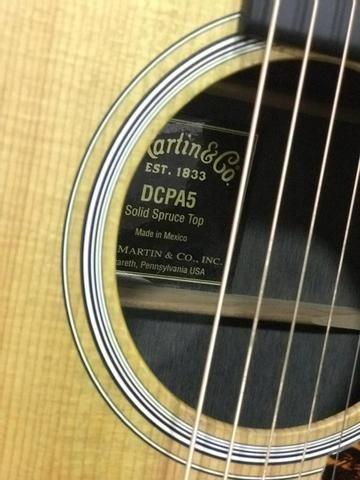 Violão Martin DCPA5