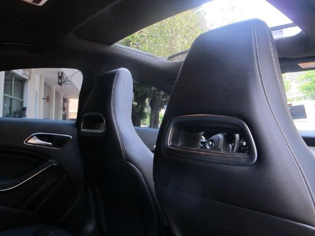 Mercedes CLA 200 First Edition com Teto Solar Elétrico Led's Bi-Xenon GPS Muito Novo 2014 - Foto 8
