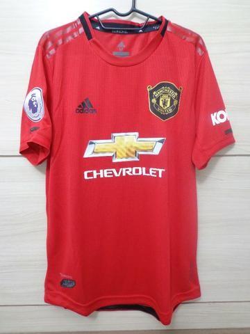 Camisa Manchester United Home Jogador 2019 / 2020