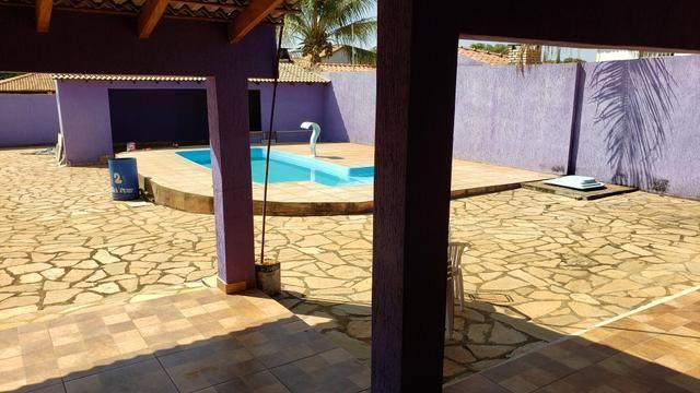 Casa 3quartos suíte piscina churrasqueira lote 830m2 rua 8 Vicente Pires condomínio - Foto 19