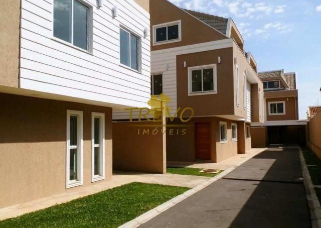 Casa de condomínio à venda com 3 dormitórios em Boa vista, Curitiba cod:1653 - Foto 3