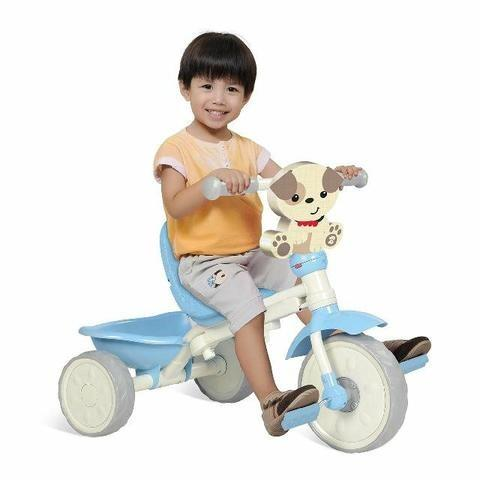 Triciclo Fisher Price Velobaby - Foto 3