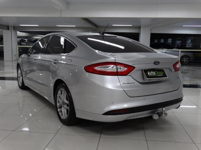 Ford Fusion Se 2.5 Flex Automático Prata - Foto 6