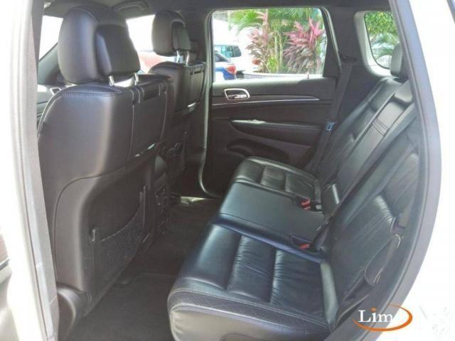 GRAND CHEROKEE 2015/2015 3.0 LIMITED 4X4 V6 24V TURBO DIESEL 4P AUTOMÁTICO - Foto 5