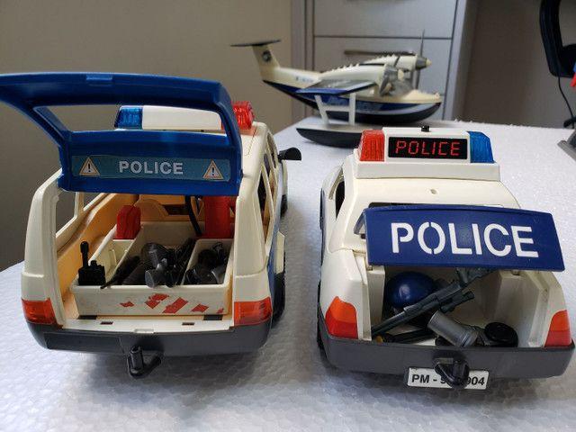 Playmobil Polícia - Sets Diversos - Foto 5
