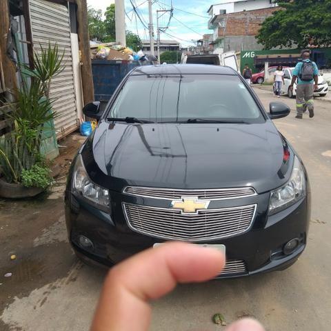 Cruze LT Sedan