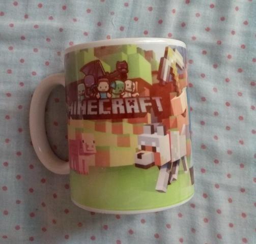 Caneca Minecraft - Foto 2