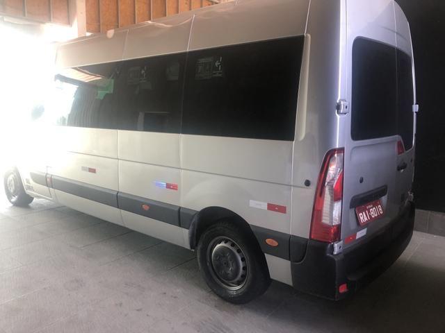 Master minibus 16 lugares assumir parcelas - Foto 2