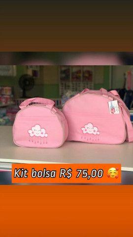 Kit bolsas a partir de R$ 75,00  - Foto 5
