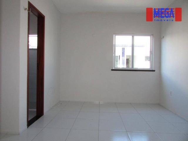 Casa duplex com 3 quartos, próximo à Av. Bezerra de Menezes - Foto 8