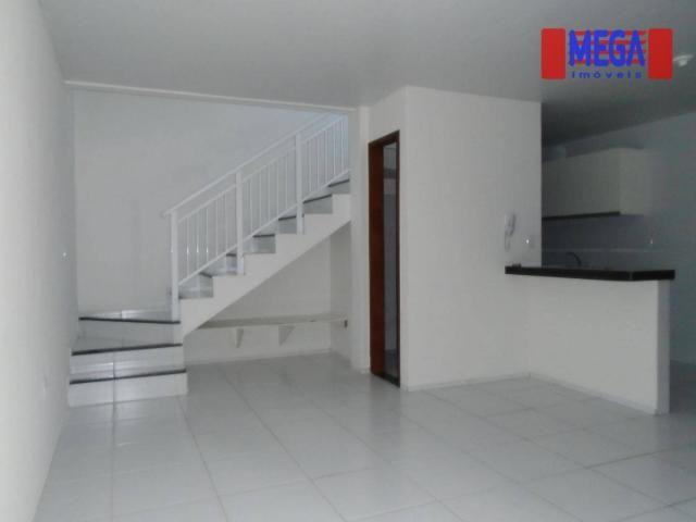 Casa duplex com 3 quartos, próximo à Av. Bezerra de Menezes - Foto 4