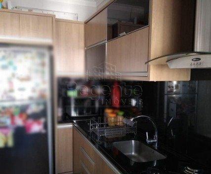 Apartamento à venda com 2 dormitórios em Capoeiras, Florianópolis cod:81086 - Foto 10