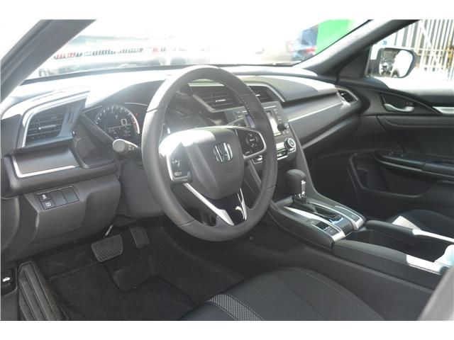 Honda Civic 1.5 16v turbo gasolina touring 4p cvt - Foto 9
