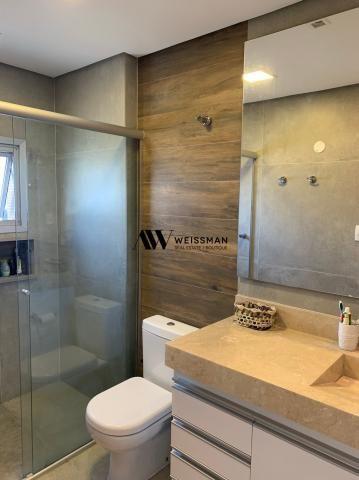 Apartamento à venda com 3 dormitórios em Pinheiros, São paulo cod:9103 - Foto 2