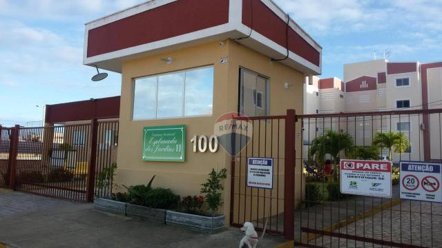 Apartamento com 2 dormitórios para alugar, 68 m² por R$ 750,00/mês - Parque das Nações - P - Foto 2