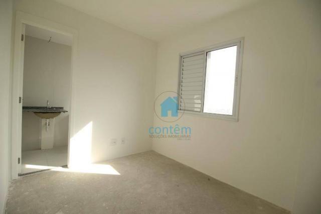 Apartamento com 2 dormitórios à venda, 53 m² por R$ 300.389,54 - Quitaúna - Osasco/SP - Foto 11