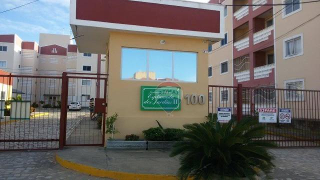 Apartamento com 2 dormitórios para alugar, 68 m² por R$ 750,00/mês - Parque das Nações - P