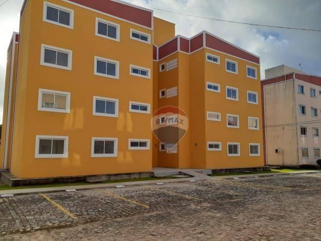 Apartamento com 2 dormitórios para alugar, 68 m² por R$ 750,00/mês - Parque das Nações - P - Foto 3