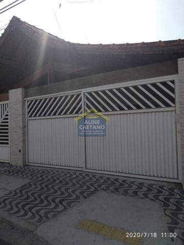 Casa à venda com 2 dormitórios em Tupi, Praia grande cod:AC763 - Foto 8