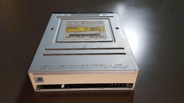 Dvdrw gravador samsung preto sh-w162 - Foto 5