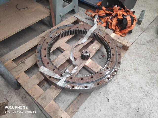 Rolamento de giro para máquinas - Foto 5