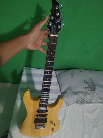 Guitarra Memphis Mg 230 - Foto 2