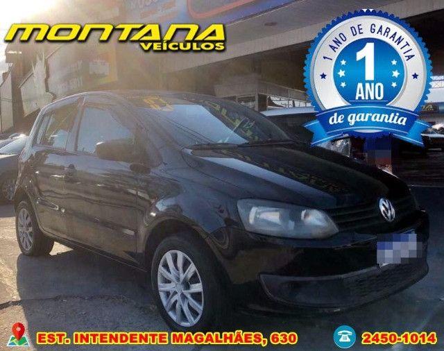 VW Fox 1.0 GII completo + GNV - Foto 2