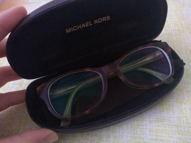 Armação de óculos de grau Michael Kors