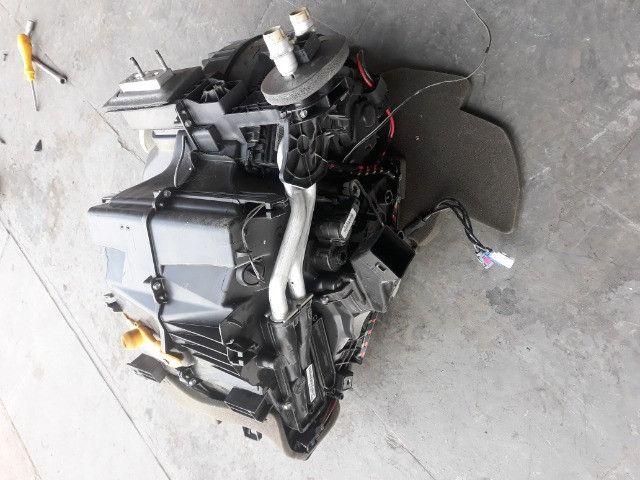 Caixa vaporadora do Peugeot 208