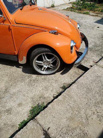 Carro antigo  fusca  - Foto 8