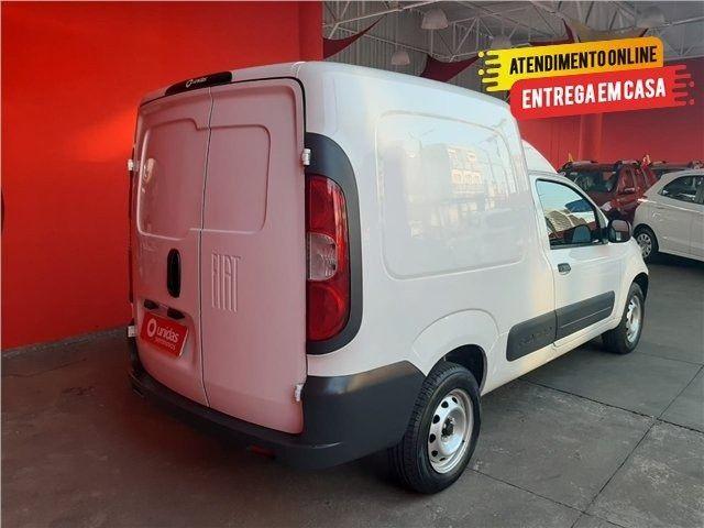 Fiat fiorino 1.4 mpi furgão hard working 8v flex 2p manual - Foto 4