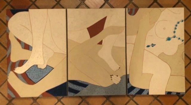 Arte: Óleo sobre tela  - Foto 2