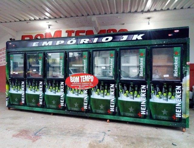 Cervejeiras e câmaras frias pra distribuidora e supermercado - Foto 6