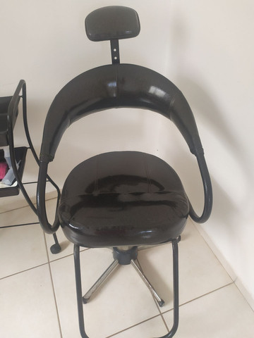 Cadeira de Salão  - Foto 2
