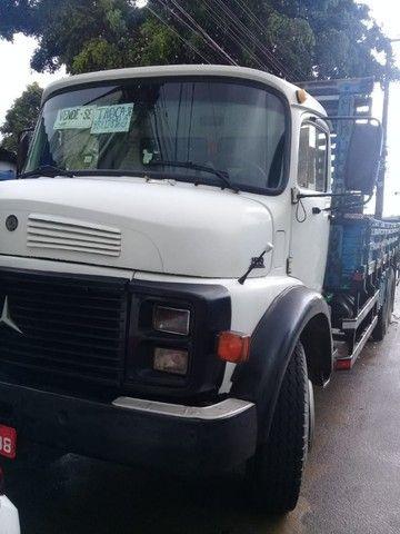 caminhão  mb 1519 carrocerria - Foto 5