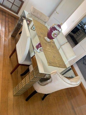 Mesa de Jantar Espelhada - Foto 3