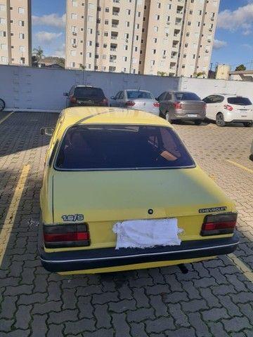 Chevette Dl 1991 1.6 carburado - carro de coleção - Foto 3