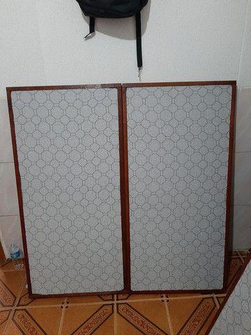 Vendo Painél Acústico  120x60  Novos - Foto 2