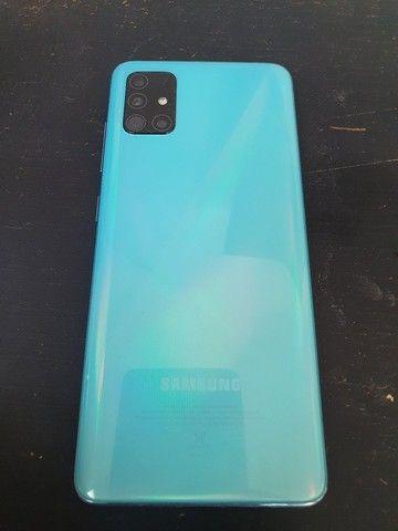Samsung A51 novo na caixa - Foto 3