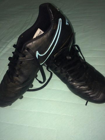 Chuteira Nike Tiempo - Foto 4