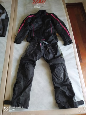 roupa para motociclista X11 tamanho p (s) feminina nova nunca usada