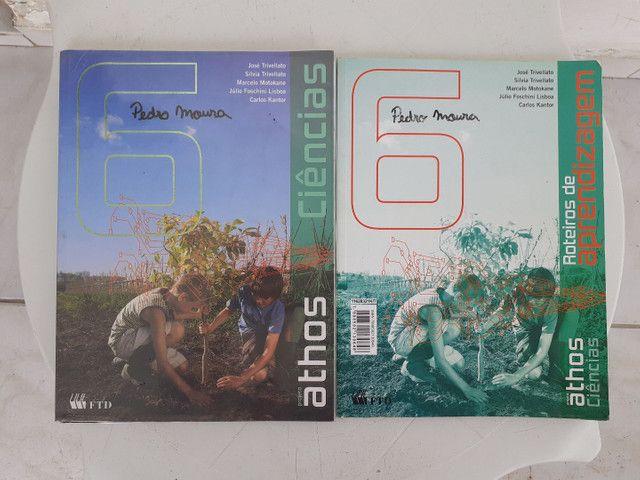Livros ATHOS 6 ano completo - Foto 5