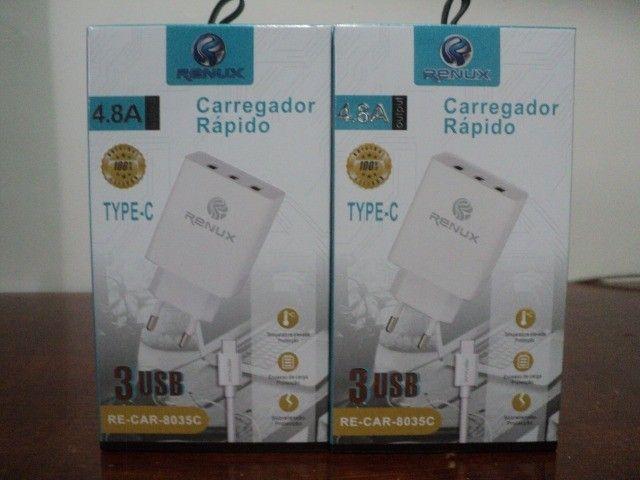 Cabo Tipo C - Foto 3