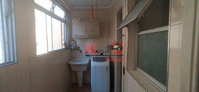 Apartamento com 2 dormitórios à venda, 71 m² por R$ 365.000,00 - José Menino - Santos/SP - Foto 9