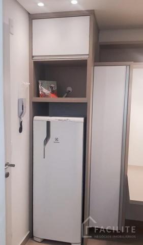 Apartamento para Locação em Curitiba, CENTRO, 1 dormitório, 1 banheiro, 1 vaga - Foto 16