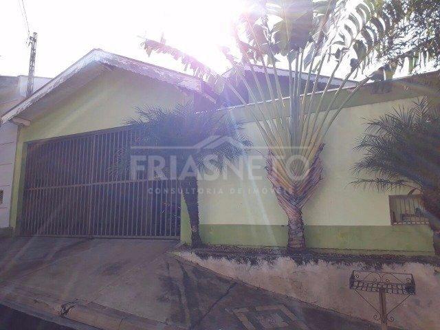 Casa à venda com 3 dormitórios em Vila cristina, Piracicaba cod:V132206