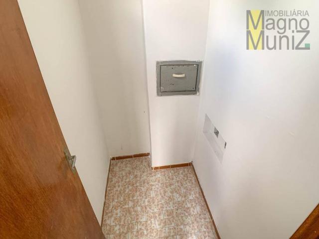 Apartamento com 3 suítes para alugar, 200 m² por R$ 1.700/mês - Dionisio Torres - Fortalez - Foto 3