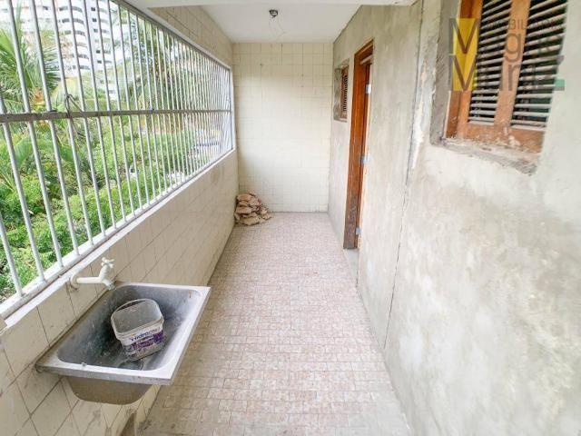 Apartamento com 3 suítes para alugar, 200 m² por R$ 1.700/mês - Dionisio Torres - Fortalez - Foto 6
